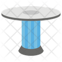 Round Dining Icon