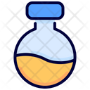 Tube Bottle Laboratory Icon