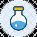 Round Flask Flask Laboratory Icon