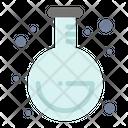 Round Flask Icon