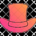 Round Hat Icon