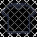 Round Neck Shirt Icon