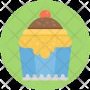 Round Pie With Icon