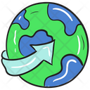 Round The World Icon