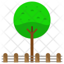 Round tree Icon