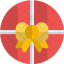 Rounded Gift Icon
