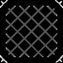 Frame Circle Design Icon