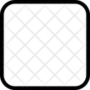Square Round Rounded Square Square Icon