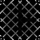 Roundness Radius Corner Icon