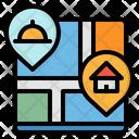 Route Order Pin Icon