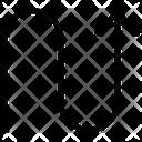 Arrow S Tilt Icon