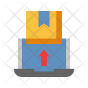 Purchase Order Stock Storage Icon