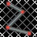 Route Map Pointer Location Destination Icon