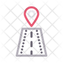 Route Location Icon