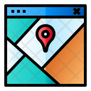 Route Pin Icon