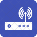 Router Antenna Wifi Icon