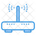 Intenet Device Router Connection Icon