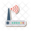 Connection Network Router Icon