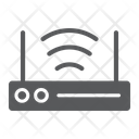 Wifi Router Technology Icon