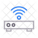 Router Signal Modem Icon