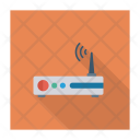 Router Connection Internet Icon