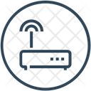 Device Internet Router Icon