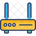 Modem Router Wifi Icon