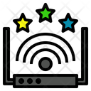 Device Connected Router Icon