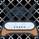 Router Antenna Wifi Icon