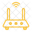 Router Camera Laptop Icon