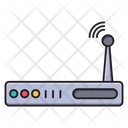 Router Modem Broadband Icon