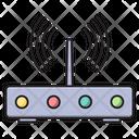 Router Modem Antenna Icon