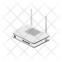 Router Device Internet Icon