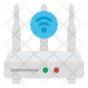 Router Wifi Internet Icon