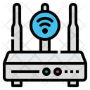 Router Wifi Internet Icon