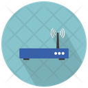 Wireless Internet Router Router Internet Icon