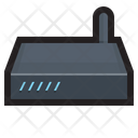 Router Switch Hub Icon