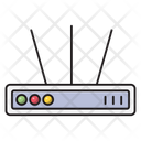 Modem Router Antenna Icon
