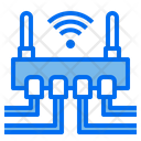 Connection Wifi Internet Icon