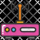 Wlan Router Modem Icon