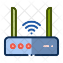 Router Network Wireless Icon