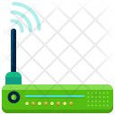 Router Wireless Modem Icon