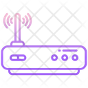 Router Modem Wifi Icon