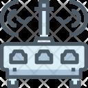 Router Connectors Modem Icon