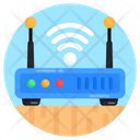 Communication Device Router Modem Icon
