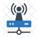 Router Signal Wireless Icon
