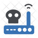 Router Hacking Icon