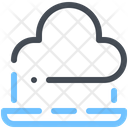 Machine Cloud Network Icon