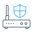 Router Security Icon
