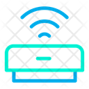 Router Signal Range Icon